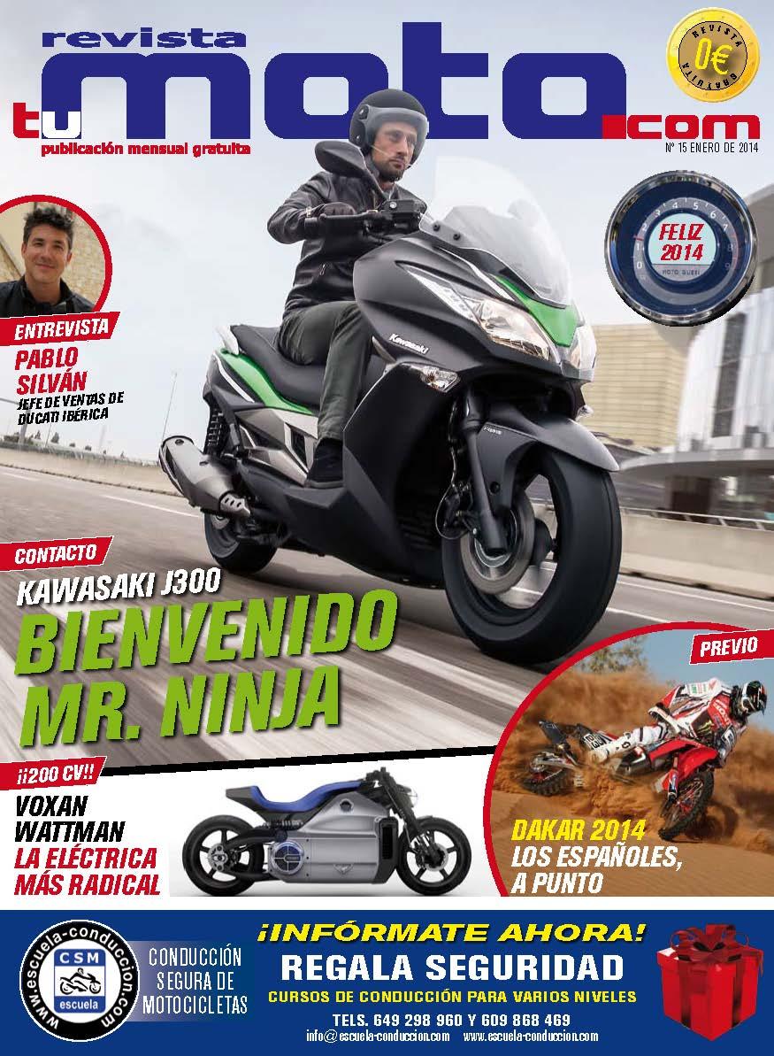 revista moto
