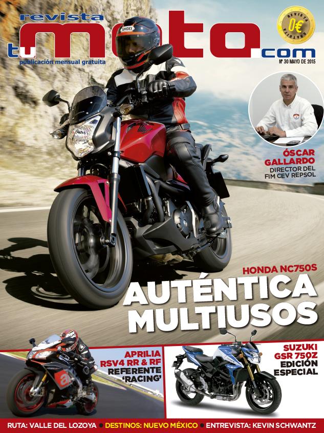 revista motos gratuita